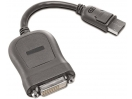 DisplayPort to Single-Link DVI-D Monitor Adapter